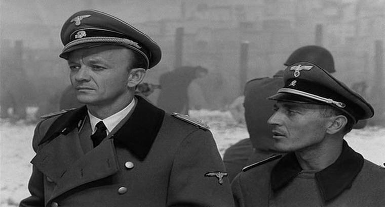 1959년으로의 여행 상영작 <로베레 장군> 스틸 이미지 1