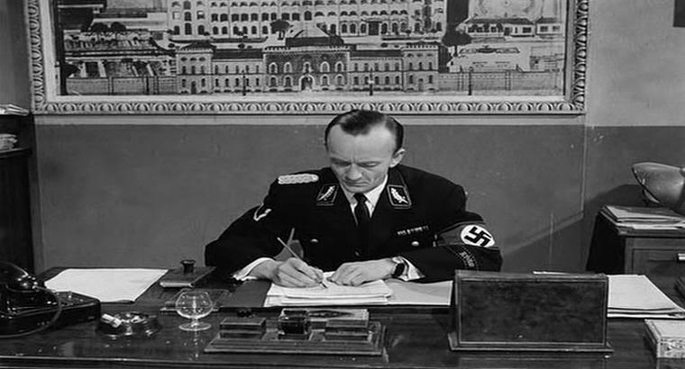 1959년으로의 여행 상영작 <로베레 장군> 스틸 이미지 4