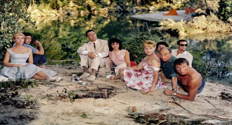 1959년으로의 여행 상영작 <풀밭 위의 오찬> 스틸 이미지 1