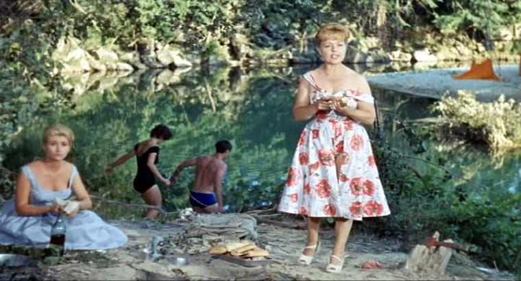 1959년으로의 여행 상영작 <풀밭 위의 오찬> 스틸 이미지 2