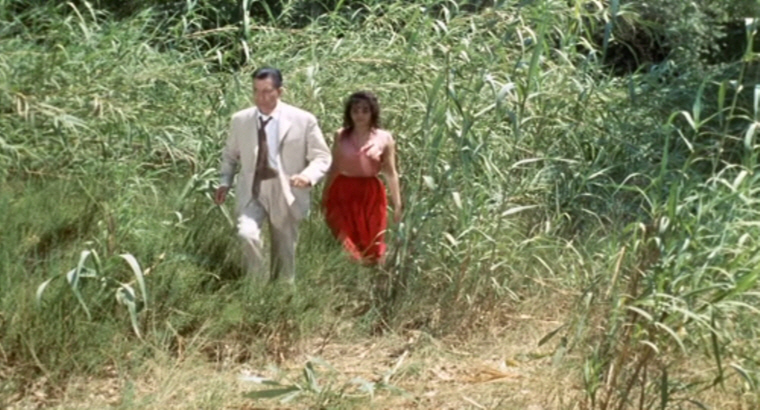 1959년으로의 여행 상영작 <풀밭 위의 오찬> 스틸 이미지 3