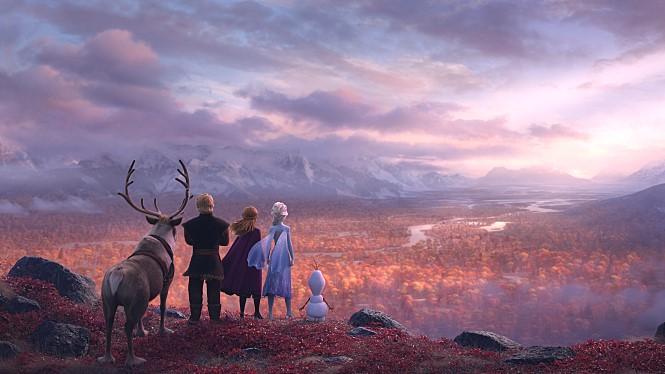 영화 <겨울왕국2> 스틸컷 이미지