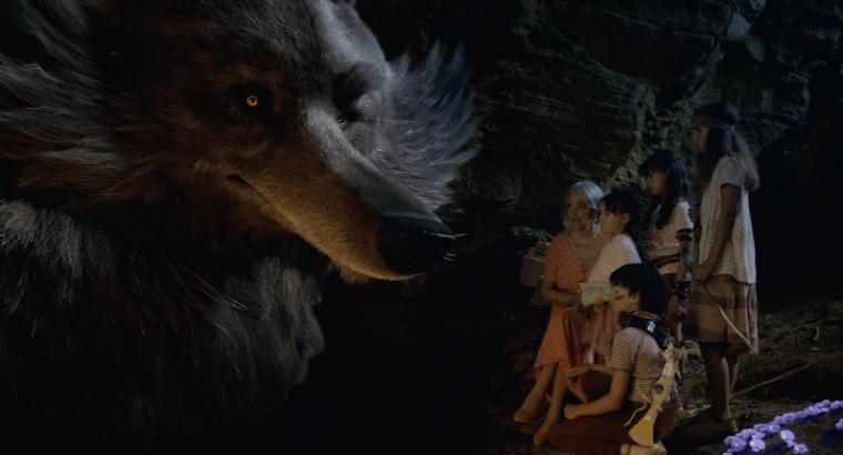 (2020 BIKY)할머니와 늑대(테크) 스틸 컷