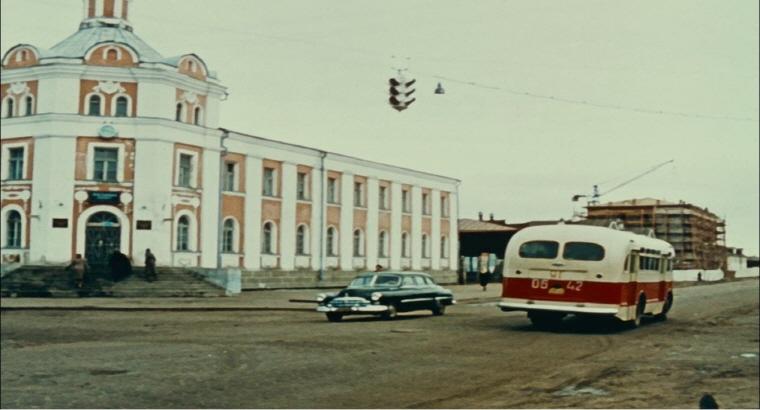 월드시네마 2021 상영작 <시베리아에서 온 편지> 스틸3